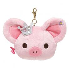 super cute plush pig talking keychain toys custom plush-Stuffedtoy14-4