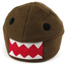 cute Wear Domo-kun Plush Hat-Stuffedtoy11-4