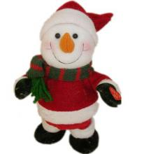 Christmas Snowman Series-Stuffedtoy29-3